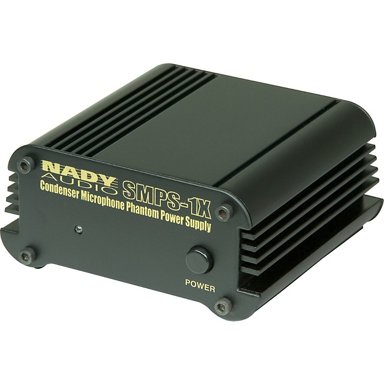 Nady SMPS-1X Phantom Power Supply Black