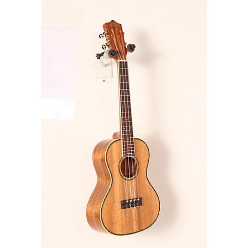 Lanikai SMPTU-T Solid Monkeypod TunaUke Tenor Ukulele-thumbnail