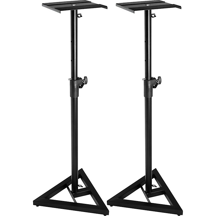 Musician's Gear SMS-6000 Monitor Stand (Pair)