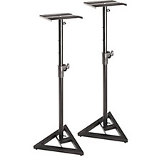 On-Stage SMS6000-P Near-Field Monitor Stand (Pair)