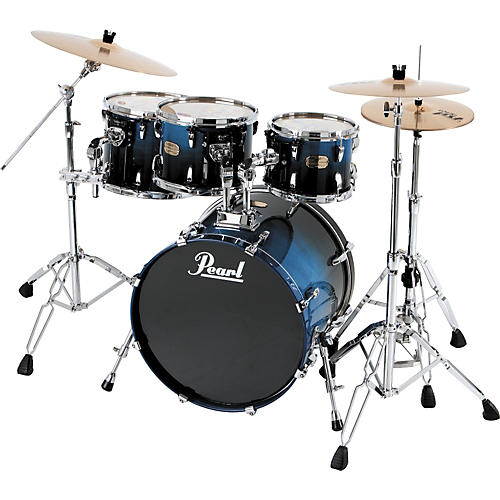 Pearl SMX-924HP 4-Piece Shell Pack Drum Set