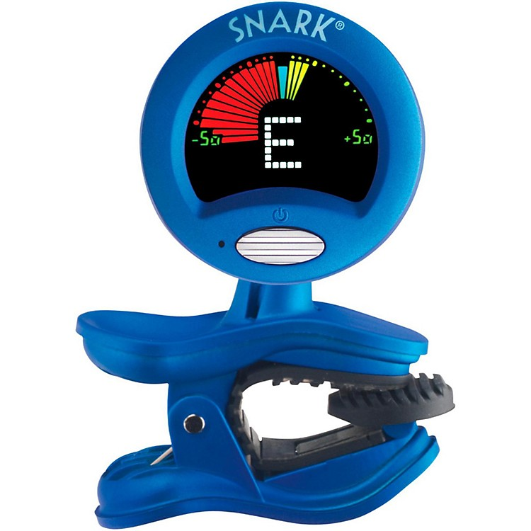 Snark SN-1 Guitar & Bass Tuner Blue