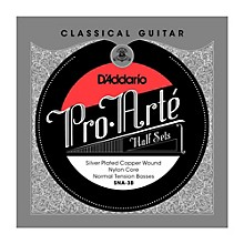 D'Addario SNA-3B Pro-Arte Alto Tension Classical Guitar Strings Half Set