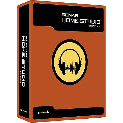 Cakewalk SONAR Home Studio V.4 AE Lab Pack