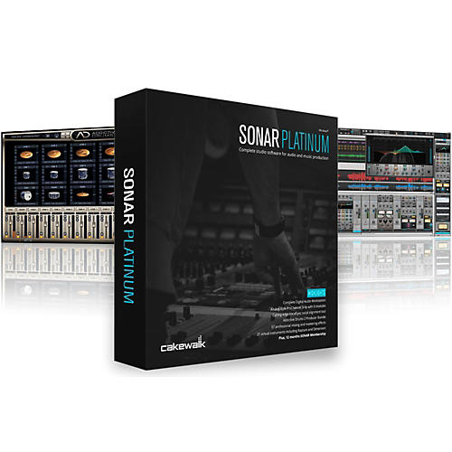 Cakewalk SONAR Platinum Upgrade From Any Previous Version