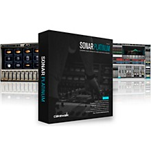 Cakewalk SONAR Platinum Upgrade from SONAR Artist