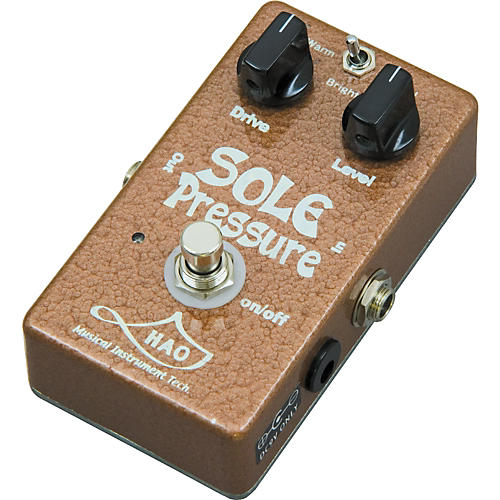 HAO SP-1 Sole Pressure Overdrive Guitar Effects Pedal