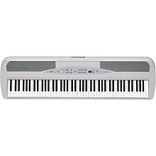 Korg SP-280 88-Key Digital Piano with Stand White