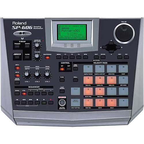 Roland SP-606 Sampling Workstation
