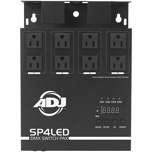 American DJ SP4LED DMX Switch Pack-thumbnail