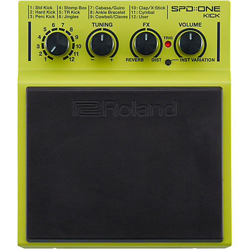Roland SPD-1K Kick Pad-thumbnail