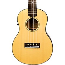 Lanikai SPTU-TEK TunaUke Solid Spruce Top Tenor Acoustic-Electric Ukulele