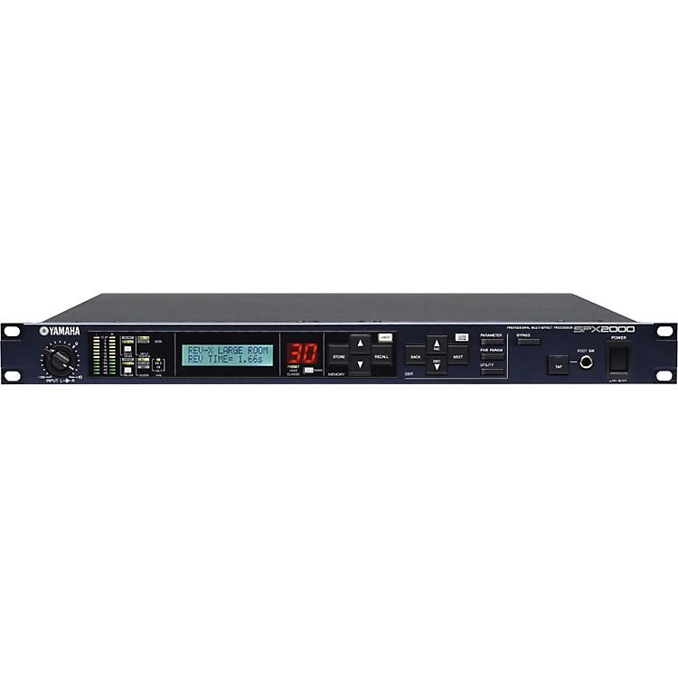YamahaSPX2000 Digital Effects Processor