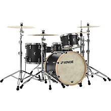 Sonor SQ1 3-Piece Shell Pack with 20 in. Bass Drum GT Black