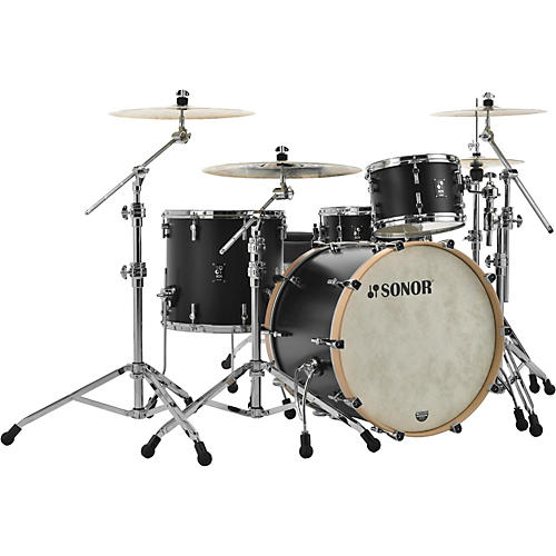 Sonor SQ1 3-Piece Shell Pack with 22 in. Bass Drum-thumbnail