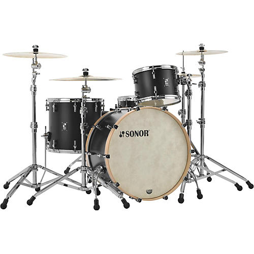 Sonor SQ1 3-Piece Shell Pack with 24 in. Bass Drum-thumbnail
