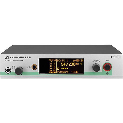 Sennheiser SR 300 IEM G3 In-Ear Monitor System Transmitter Only CH A
