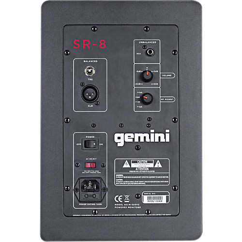 Gemini SR-8 8