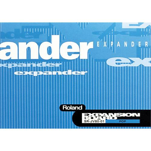 Roland SR-JV80-01 Pop Expansion Board