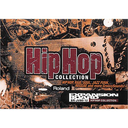 Roland SR-JV80-12 Hip Hop Expansion Board-thumbnail