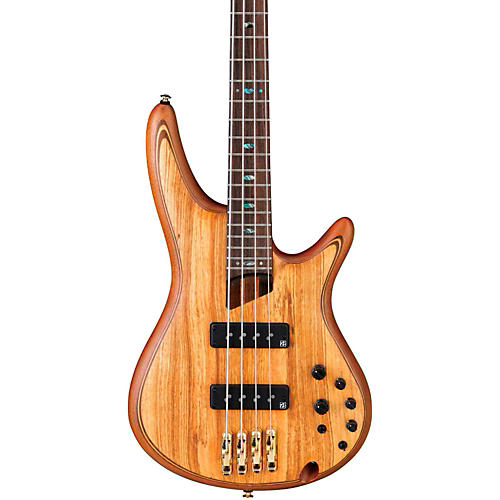 Ibanez SR Premium 1200E Electric Bass Guitar Natural