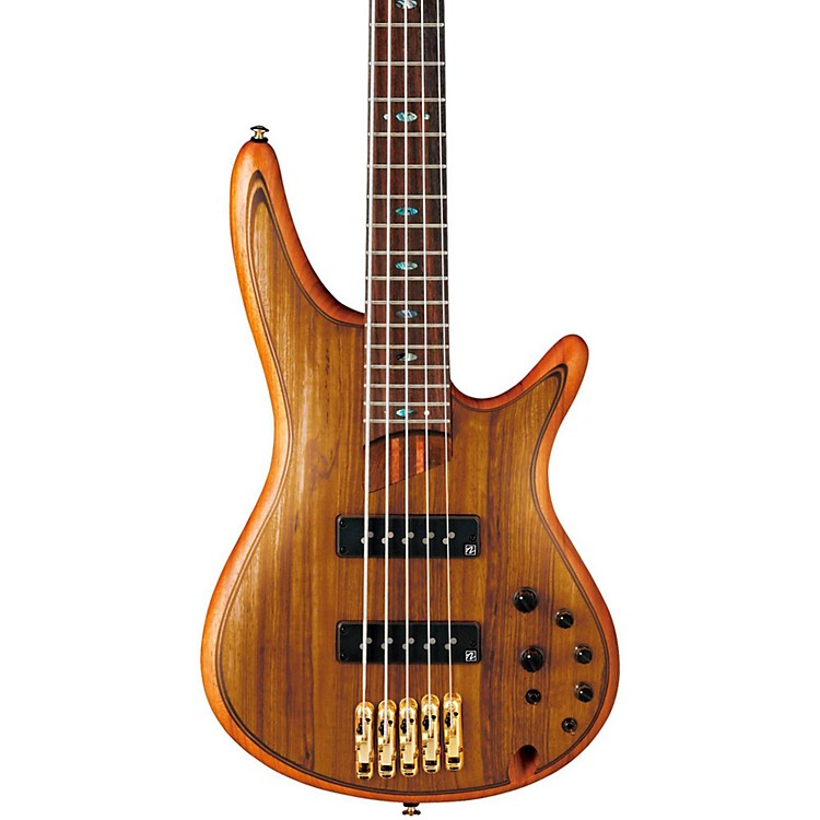 Ibanez SR Premium 1205E 5-String Electric Bass Guitar Natural