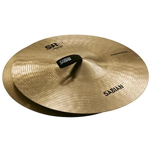 Sabian SR2 Band and Orchestral Cymbal Pair 18