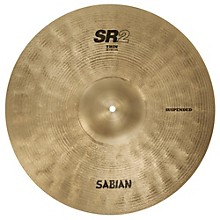 "Sabian SR2 Suspended Cymbal 16"" 16 in. Light"