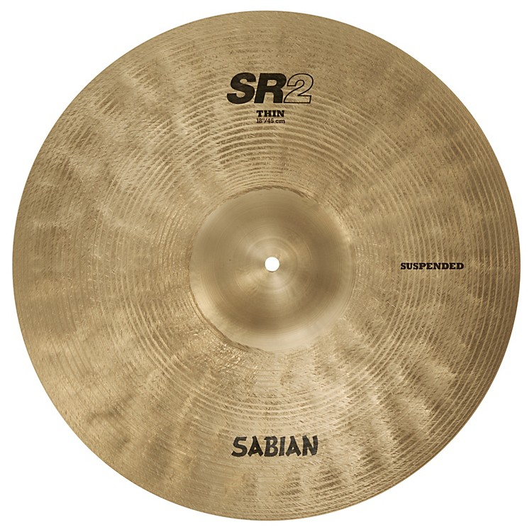 SabianSR2 Suspended Cymbal 20