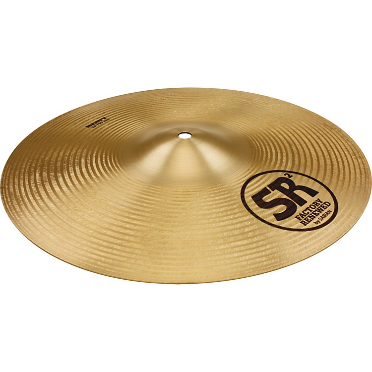 Sabian SR2 Thin Splash Cymbal 10 Inch
