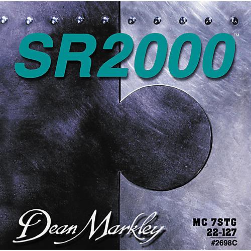 Dean Markley SR2000 7-String Bass Strings