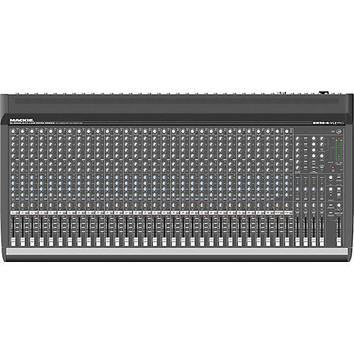 Mackie SR32x4 32-Channel 4-Bus Mixing Console-thumbnail