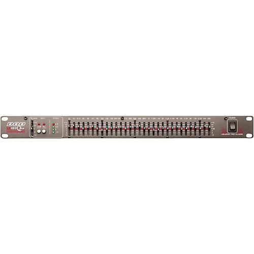 DOD SR431QXLR 31-Band EQ