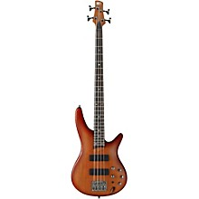 Ibanez SR500PB 4-String Electric Bass Guitar Level 1 Light Violin Sunburst