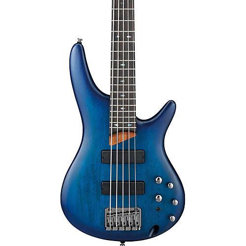 Ibanez SR505 5-String Electric Bass Guitar-thumbnail