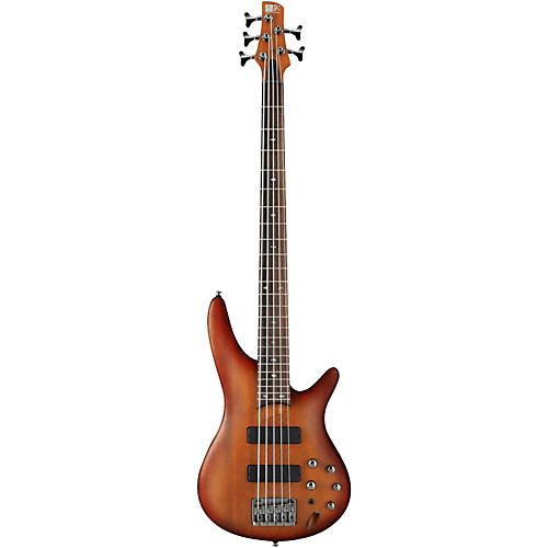 Ibanez SR505 5-String Electric Bass Guitar-thumbnail