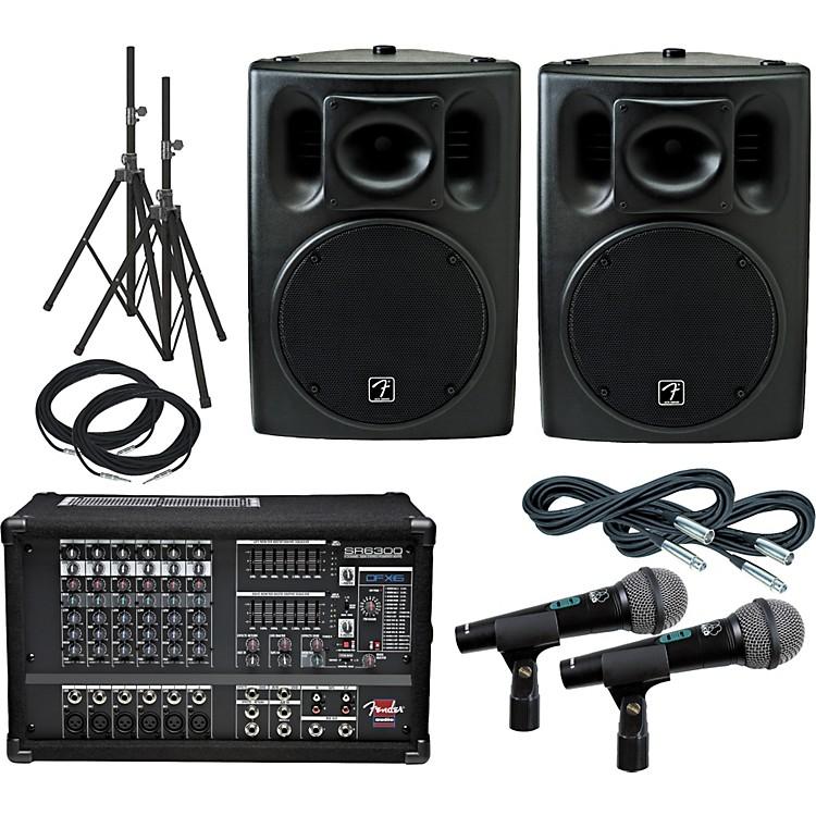 FenderSR6300 PA Package