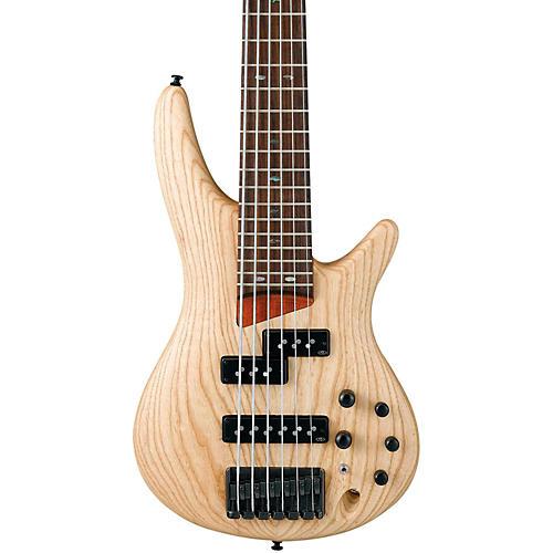Ibanez SR656 6-String Electric Bass Guitar-thumbnail