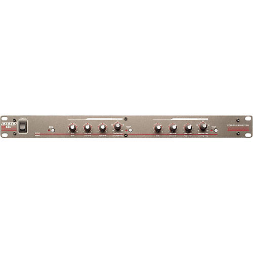 DOD SR835 2-Way or 3-Way Crossover