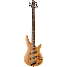 Ibanez SRFF4505SOL Multi-Scale 5-String Electric Bass Stained Oil