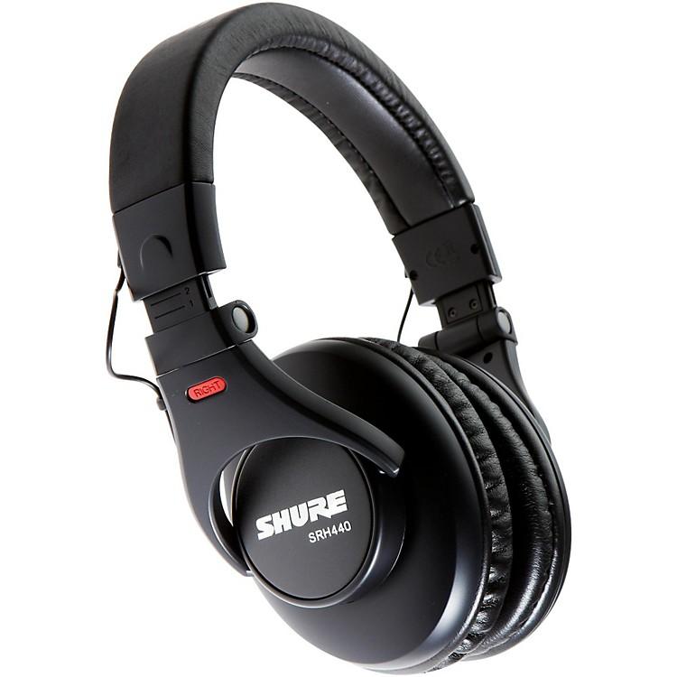 ShureSRH440 Studio Headphones