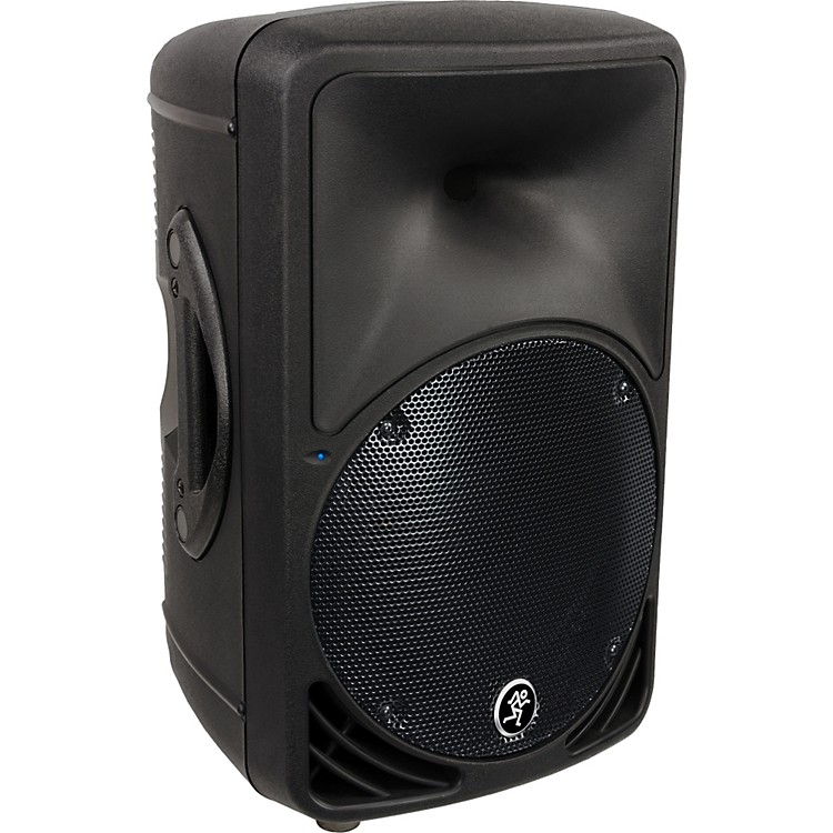 Mackie SRM350 v2 Active Speaker (Black)