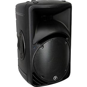 mackie srm450v2 active speaker black musician 39 s friend. Black Bedroom Furniture Sets. Home Design Ideas