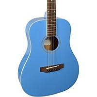 SRMD1 1/2 Size Mini Dreadnought Acoustic Guitar Blue