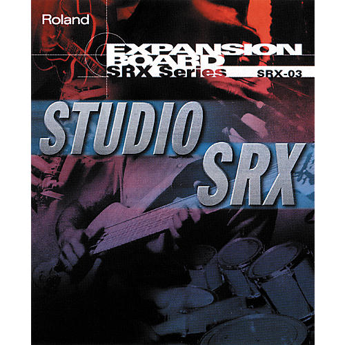 Roland SRX-03 Studio Wave Expansion Board-thumbnail