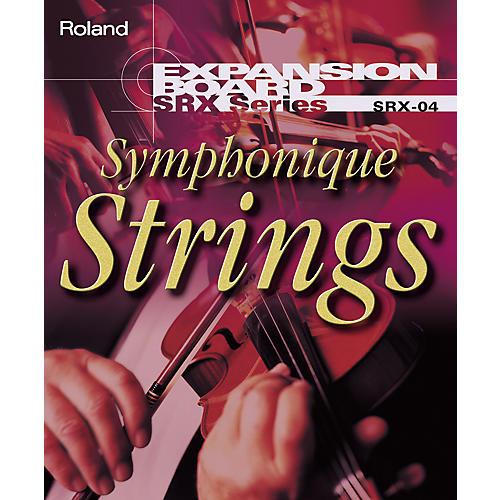 Roland SRX-04 Symphonic Strings Expansion Board