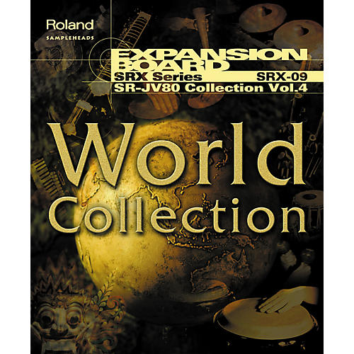 Roland SRX-09 World Collection Expansion Board-thumbnail