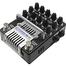 Open Box AMT Electronics SS-11 3-Channel Dual Tube Guitar Preamp