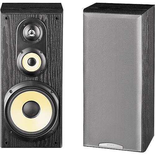 Sony SS-MB350H 3-Way Bookshelf Speakers-thumbnail