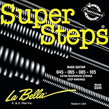 LaBella SS45 Super Steps Standard Electric Bass Strings